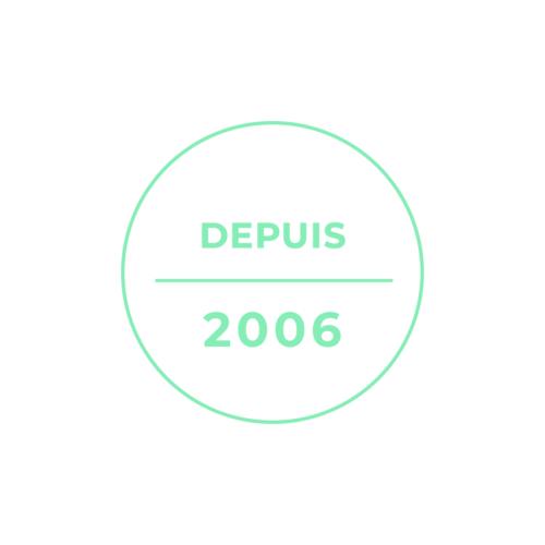 Depuis 2006
